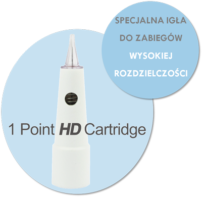 1 Point HD Cartridge
