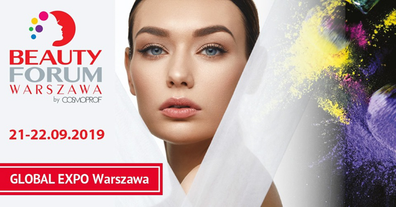 32. Targi BEAUTY FORUM 21-22.09.2019